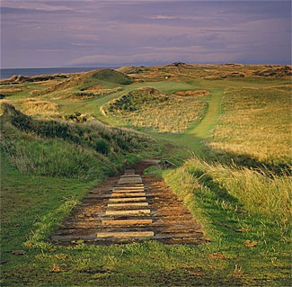 Royal Troon golf links