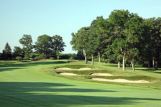Bethpage Black 16th